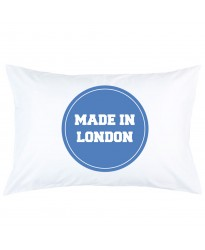 Personalised Custom Text printed pillowcase covers