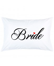 BRIDE logo embroidered Bathrobe