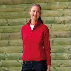 Personalised Jacket 883F Ladies Micro Fleece Russell 190 GSM Hoodie