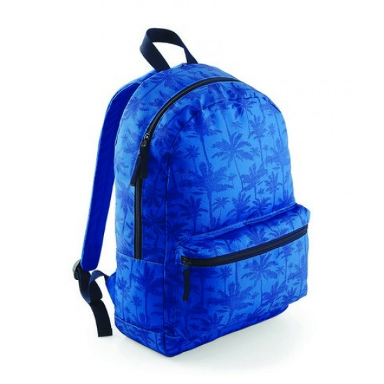 Personalised Graphic Backpack BG188 BagBase
