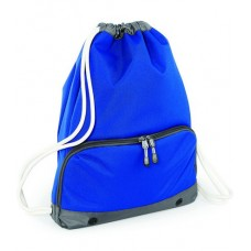 Personalised Athleisure Gymsac BG542 BagBase