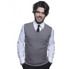Personalised Gentlemen Sleeveless Sweater 10591 SOL'S 280 GSM
