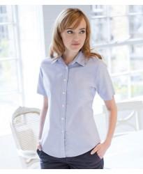 Personalised Ladies Oxford Shirt H516 Henbury 170 GSM