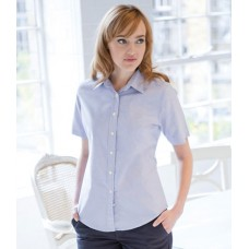 Personalised Ladies Oxford Shirt H516 Henbury 170 GSM