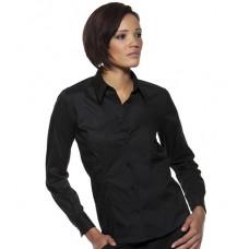 Personalised Bargear Ladies Long Sleeve Shirt K738 Kustom Kit 120 GSM