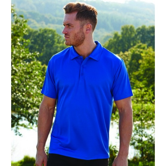 Personalised Performance Polo Shirt SS212 Fruit of the Loom 140 GSM