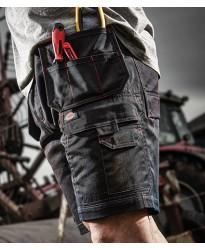 Personalised Redhawk Pro Shorts WD014 Dickies 260 GSM