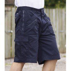 Personalised Action Shorts PW103 Portwest 245 GSM