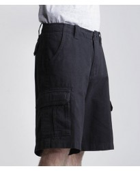 Personalised Men Cargo Shorts SF64 Skinnifit 280 GSM