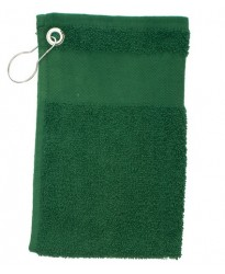 Personalised Caddy Golf Towel 01190 SOL'S 400 GSM