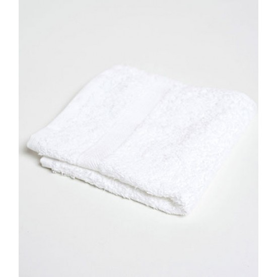 Personalised Luxury Face Cloth TC01 Towel City 550 GSM