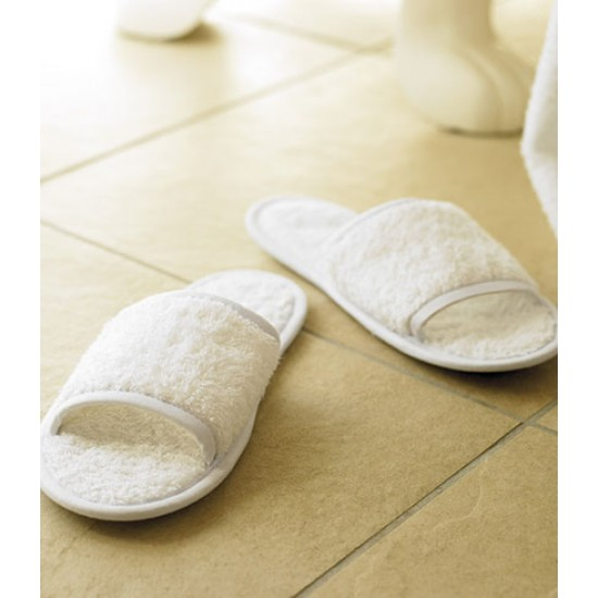 Personalised Terry Slippers TC64 Towel City 400 GSM