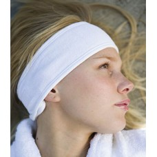 Personalised Beauty Hairband TC62 Towel City 240 GSM