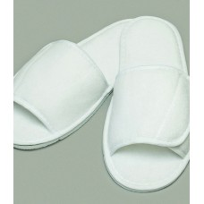 Personalised Open Toe Slippers TC67 Towel City 160 GSM