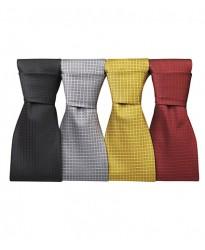 Personalised Basket Weave Tie PR728 Premier