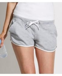 Personalised Ladies Juicy Shorts 01174 SOL'S 240 GSM