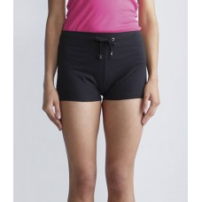 Personalised Ladies Shorts SK62 Skinnifit 220 GSM