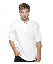 Personalised Chunky Polo Shirt K407 Kustom Kit 220 GSM