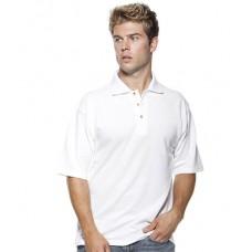 Personalised Augusta Cotton Polo Shirt K405 Kustom Kit 210 GSM