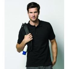 Personalised Shoulder Patch Polo Shirt K435 Kustom Kit 210 GSM