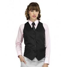 Personalised Ladies Hospitality Waistcoat PR621 Premier 195 GSM