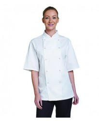 Personalised Chef's Jacket AF002 AFD 200 GSM