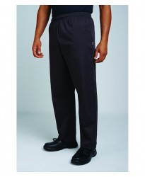 Personalised Elasticated Chef's Trousers AF020 AFD 200 GSM