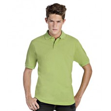 Personalised Safran Cotton Polo Shirt BA301 B&C 180 GSM