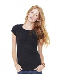Personalised Burnout T-Shirt BL8601 Bella 105 GSM