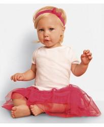 Personalised Baby Rib T-Shirt BL101 Bella 195 GSM