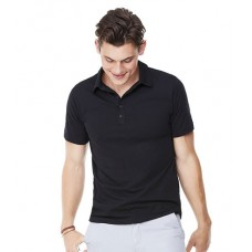 Personalised Jersey 5 Button Polo Shirt CV3802 Canvas 130 GSM