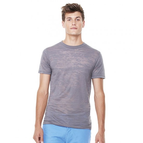 Personalised Burnout T-Shirt CV3601 Canvas 105 GSM