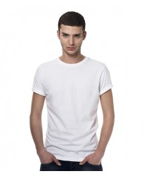 Personalised T-Shirt EP11 Men'S Earthpositive Rolled Up Sleeve Continental