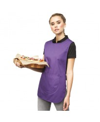 Personalised Apron PR171 Pocket Premier 195 GSM