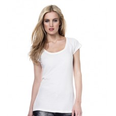 Personalised T-Shirt EP41 Women'S Organictunic Continental
