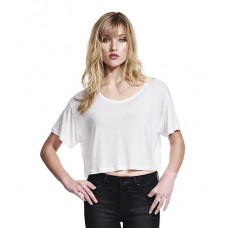 Personalised T-Shirt N91 Women'S Oversized Cropped Continental