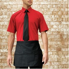 Personalised Apron PR105 Zip Pocket Waist Premier 245 GSM