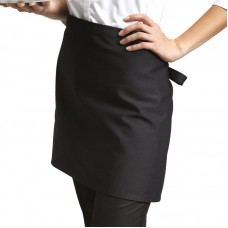 Personalised Apron PR107 Short Bar Premier 245 GSM