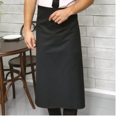 Personalised Apron PR108 Long Bar Premier 245 GSM