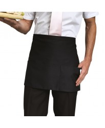 Personalised Apron PR109 Open Pocket Waist Premier 245 GSM