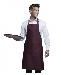 Personalised Apron 88010 Gala Long Bib SOLS 240 GSM