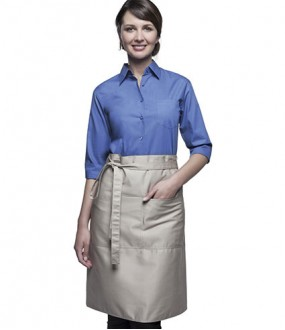 Personalised Apron 88020 Greenwich SOLS 240 GSM