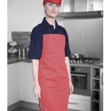 Personalised Apron DV200 Bib Warrior 195 GSM