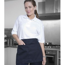 Personalised Apron DV201 Pocket Warrior 195 GSM