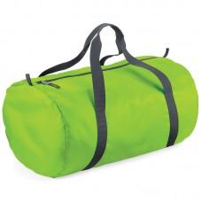 Personalised Bag BG150 Packaway Barrel BagBase