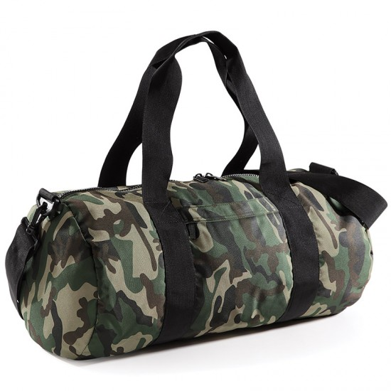 Personalised Bag BG173 Camo Barrel BagBase