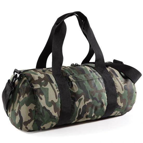 Personalised Bag BG173 Camo Barrel BagBase
