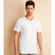 Personalised T-Shirt GD301 Underwear V Neck Gildan 150 GSM