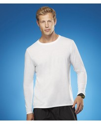 Personalised T-Shirt GD121 Performance Gildan White 145 gsm Colours 153 GSM