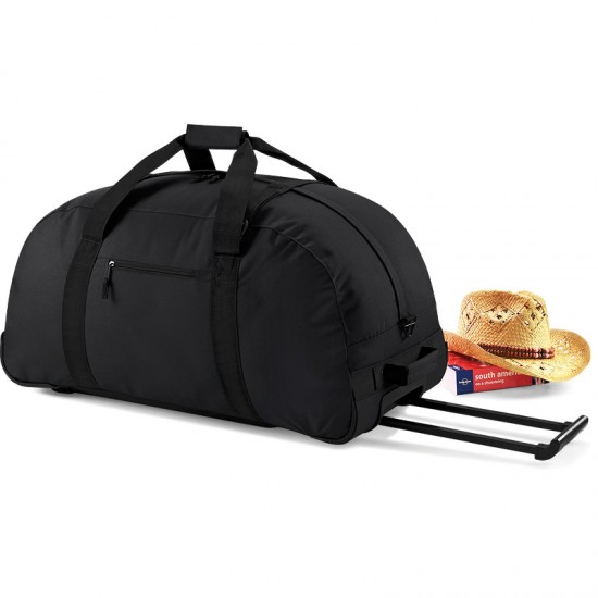 Personalised Holdall BG23 Classic Wheelie Bagbase  GSM